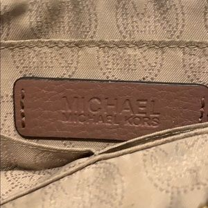 Michael Kors Bags - Michael Kors leather wristlet